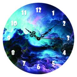 ساعة حائط ديكوريه